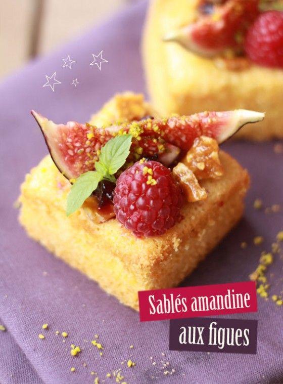 Fresh Figs Tart / Tarte aux figues fraiches