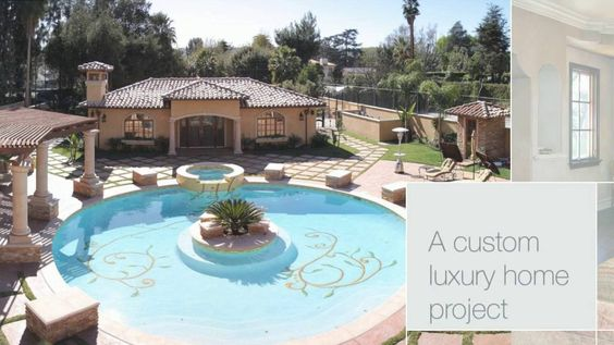 Pin By Arie Abekasis On California Luxury Home Builders Pinterest - Luxury home builders in california