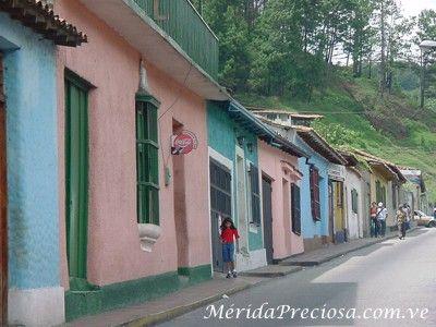 Tabay. Mérida.