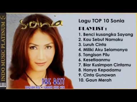 Sonia Benci Kusangka Sayang Full Album Youtube Lagu Lagu