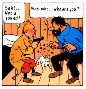 Image result for tintin the crab with the golden claws