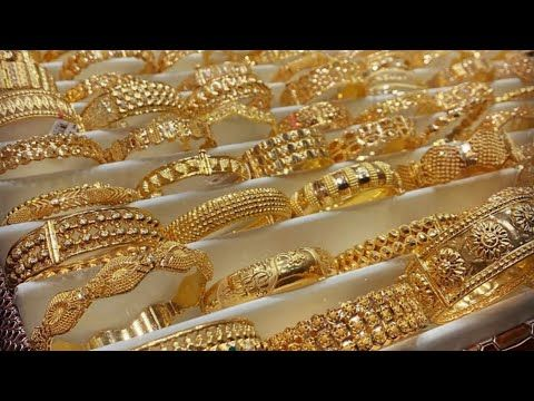 تشكيلة اساور رائعة تصميم عصري وحديث عيار21 ذهب لازوردي سعودي كويتي Youtube In 2021 Gold Gold Bracelet Jewelry