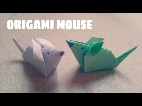 origami animaux facile youtube. Black Bedroom Furniture Sets. Home Design Ideas