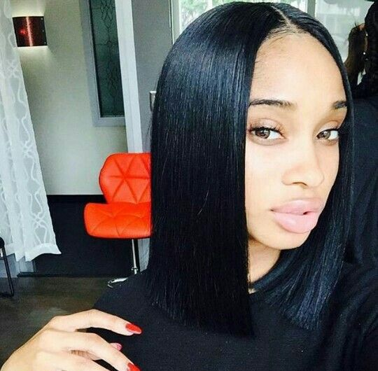 Blunt Cut Weave Cap: Hairstyles And Blunt Cuts