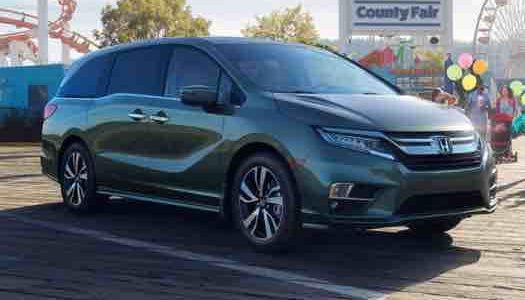 2020 Honda Odyssey Changes Car Us Release Honda Odyssey Honda Odyssey Touring Honda