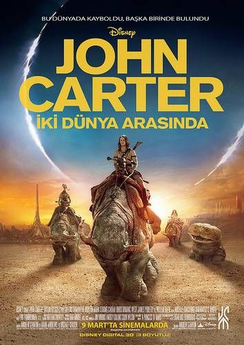 John Carter izle