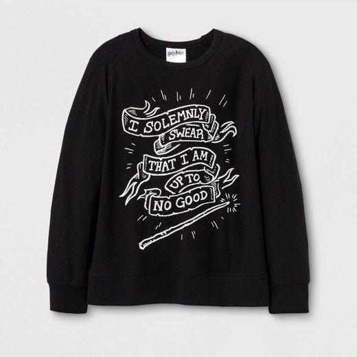 20 Magical Harry Potter Gift Ideas Sweatshirts Black Sweatshirts Sweatshirt Designs