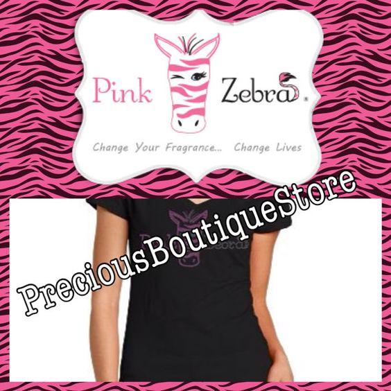 Pibnk Zebra Rhinestone Shirt