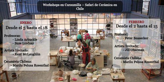 """Presentamos los """"Workshops del Centro de Arte Curaumilla - Curaumilla Art Center 2013"""":    Los interesados deben enviarnos sus direcciones de correos a través de mensaje interno de nuestra Fanpage  y les enviaremos toda la información para inscribirse en nuestros cursos de verano 2013.    http://www.facebook.com/pages/Centro-de-Arte-Curaumilla-Curaumilla-Art-Center/22657055217    Más información www.centrodeartecuraumilla.cl"""