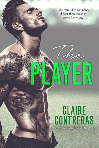 October 10 Pre-order now! iBooks ➺ http://bit.ly/ThePlayeriBooks B&N ➺ http://bit.ly/THEPLAYERBN Kobo ➺ http://bit.ly/THEPLAYERKOBO Google Play ➺ http://bit.ly/THEPLAYERGOOGLEPLAY Amazon ➺ Ebook link will be available ON October 10th. Paperbacks: Amazon  ➺ http://bit.ly/TPPaperback BooksaMillion ➺ http://bit.ly/THEPLAYERBOOKSAMILLION Barnes&Noble ➺ http://bit.ly/BNPAPERBACK If you want to receive an alert the day the book is available, sign up for my newsletter AND receive a text from me by text: