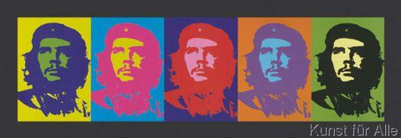 Pyramid Studios - Che Guevara (Pop Art)