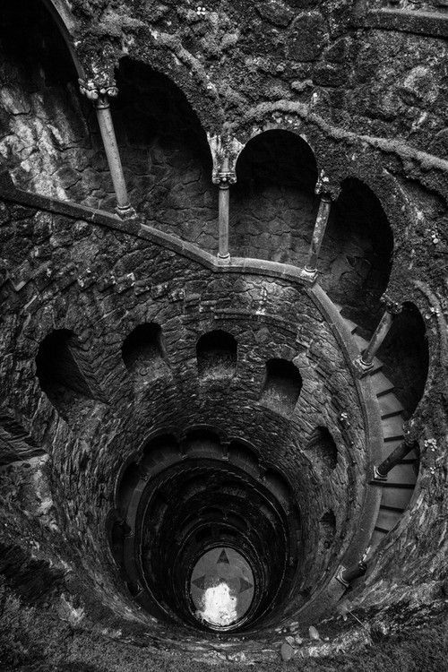 Spirals, Depth, Dark, Dreary, Gothic, Repetition,                                                                                                                     Textured.: