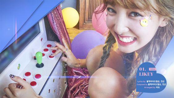 #nayeon  #twice #likey #MV #Album