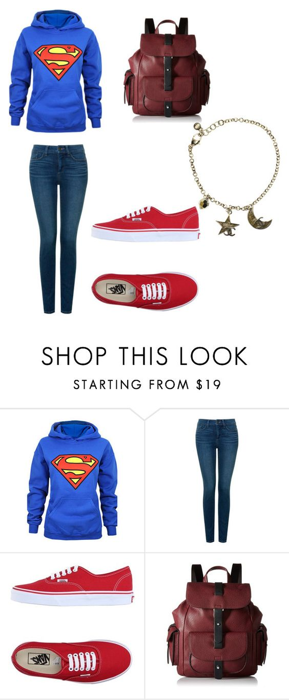 """casual"" by taylor-ross115 on Polyvore featuring NYDJ, Vans, Kenneth Cole Reaction and Chanel"