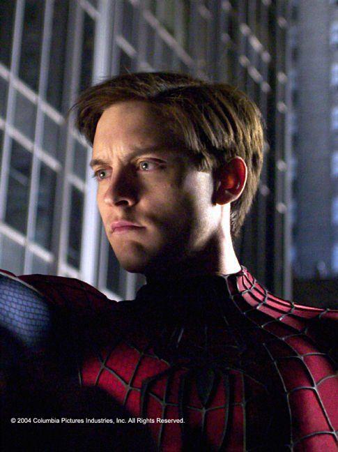 Still of Tobey Maguire in Spider-Man 2