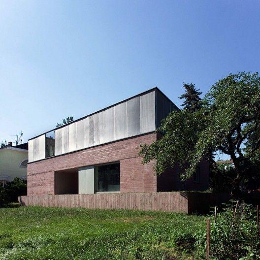 #House in Budapest / ZSK Architects