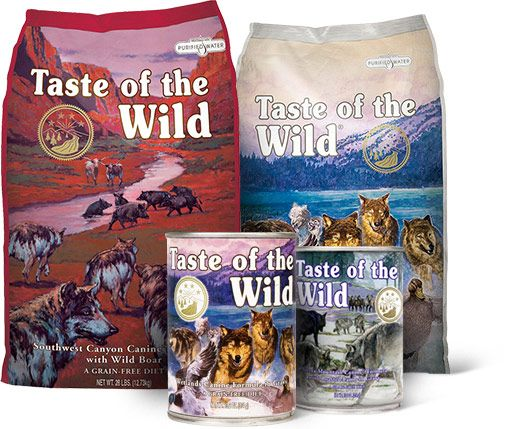 Taste Of The Wild High Prairie Grain Free Dry Dog Food At Low
