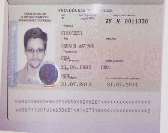 Report: Snowden Reached Out To Russian Authorities While Still In Hong Kong - BuzzFeed News