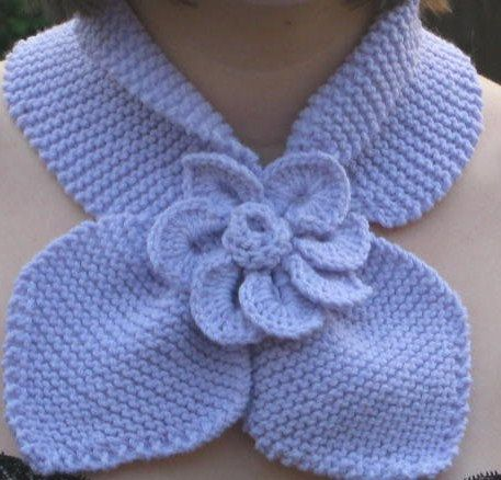Knitting Pattern For Scarflette : KNITTING PATTERN Neck Warmer, Scarf, Scarflette - Includes ...