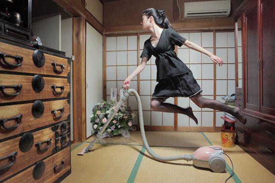 i wish i could float {yowayowa daily levitation}