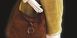 Fabulous Spanish leather bags from Tissa Fontaneda