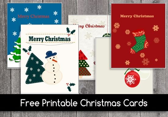 Free Printable Christmas Cards Free Christmas Printables Free Printable Christmas Cards Printable Christmas Cards