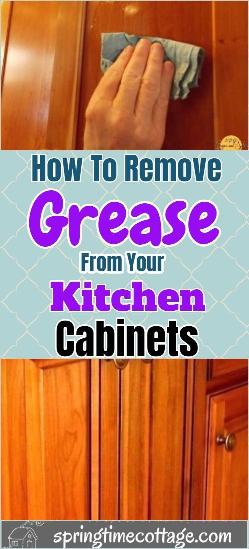 How To Clean Your Wooden Cabinets In 2020 Cleaning Wood Cabinets Cleaning Wood Wooden Cabinets