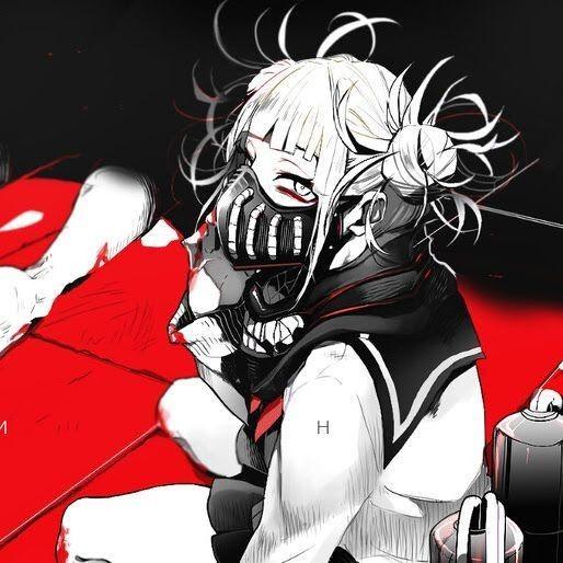 Himiko Toga Toga My Hero My Hero Academia