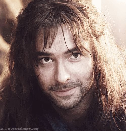 "Kili's face when he wants something and knows he can get me to do it. ""Please, Foofi? PLEASE? It's not that hard! Please?"" -Fili"