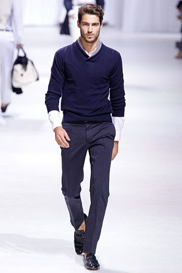 JEFFREY ALAN MARKS | Perfect tuesday outfit for JAM