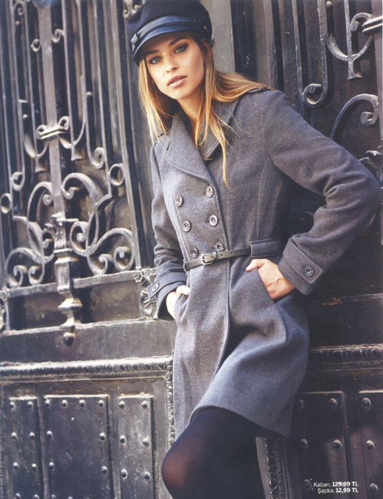Deborah Ghys - Union Models