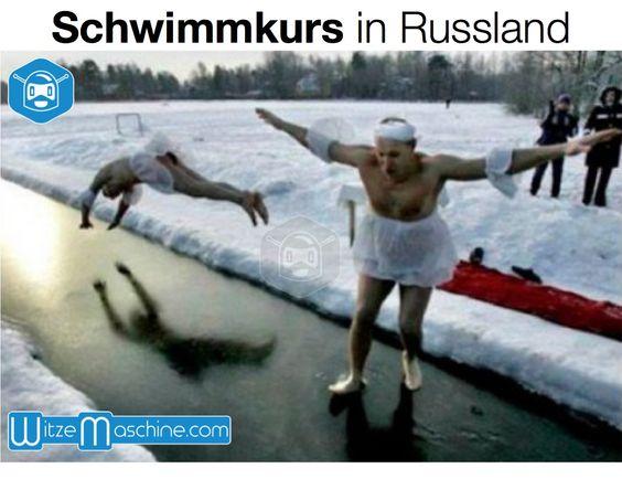 Schwimmkurs für schwule in Russland - Funny russian - Funny Russian Fail