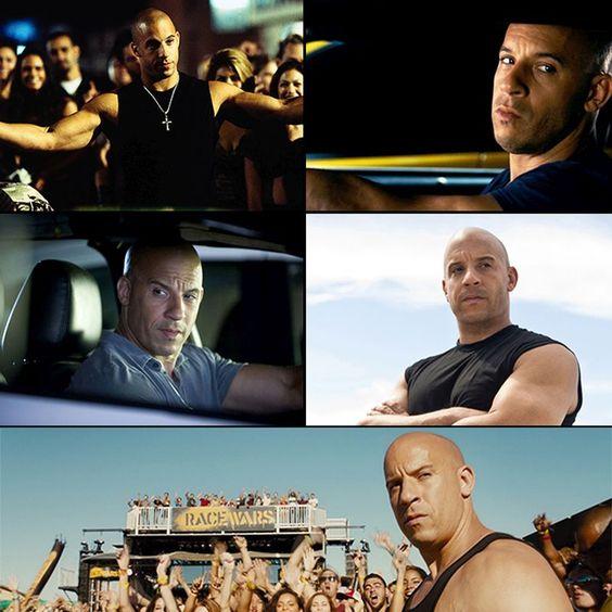 Vin Diesel oziroma Dominic Toretto po poti spominov.
