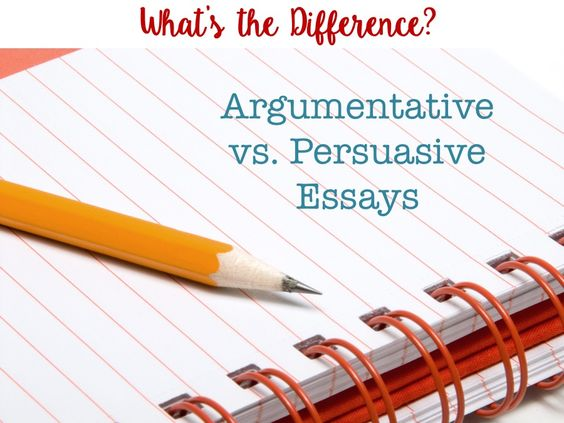 difference between a research paper and a persuasive essay