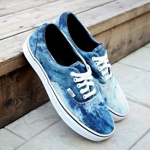 teinture chaussure vans