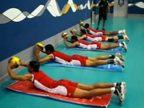 volleyball strength/conditioning/speed/agility training @ dynamic speed and fitness - YouTube