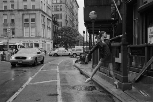 Cassie - Noho  Become a fan of theBallerina Projecton Facebook.  Check out the newBallerina Project blog.