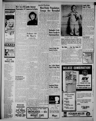 The Taylor Daily Press from Taylor, Texas · Page 10