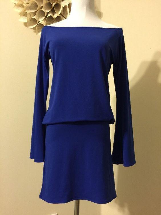 victorias secret Moda International Blue dress size Xs #ModaInternational