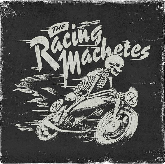 It Is Just A Cool Name. The Racing Machetes.