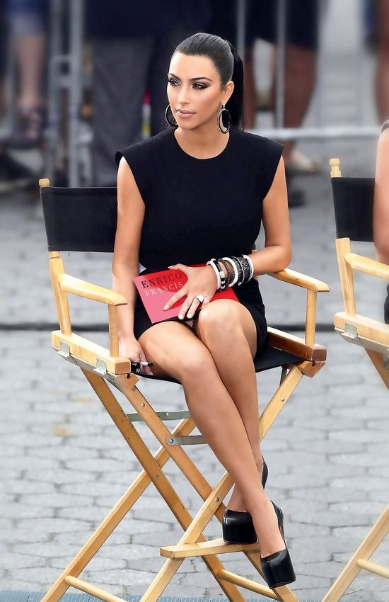 Woman Crush Kim Kardashian And Sexy Legs On Pinterest
