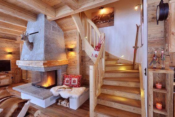 chalet - home INTERIOR #homeinterior #interiordesign #chalet - luxus raumausstattung shop