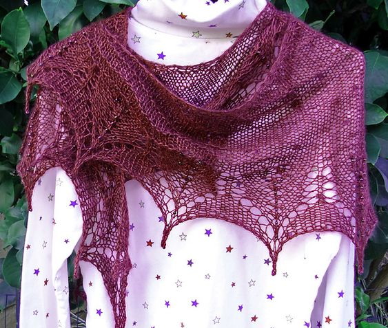 Ravelry: Dragonfly Wings pattern by Boo Knits - Free Pattern