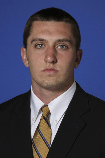 Click this photo of University of Kentucky quarterback Maxwell Smith to see photos of 66 members of UK's football team.