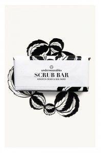 Scrub Bar Arabica Bean & Seasand