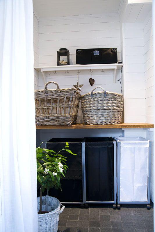♥ Fyra årstider - mitt liv på landet: badrum och tvättstuga och ...