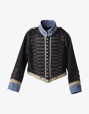 WILL  MILITARY JACKET - i wish it came in a size 16.  It stops at boys 14.
