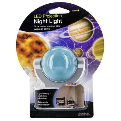 Jasco Projectables LED Night Light