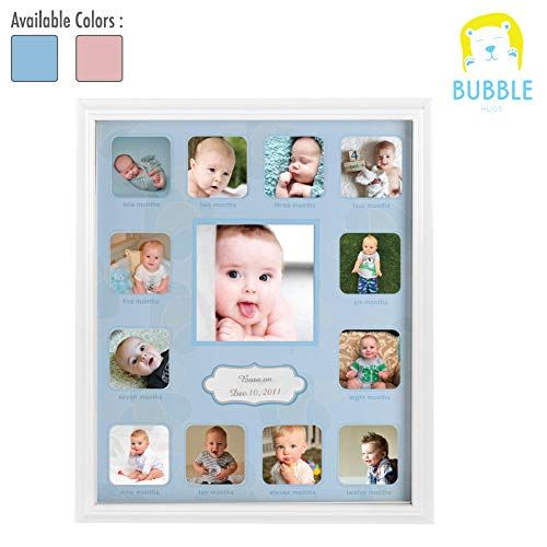 An Infant S Very First Birthday Celebration Is Not About The Child Actually Your Infant S First Birthd 12 Month Picture Frame Photo Collage Baby Photo Frames