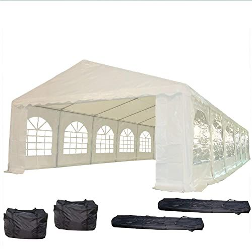 Buy Pe Party Tent Canopy Storage Bags X16 Series 40 X16 Online Wouldtopshopping In 2020 Party Tent Wedding Canopy Portable Carport